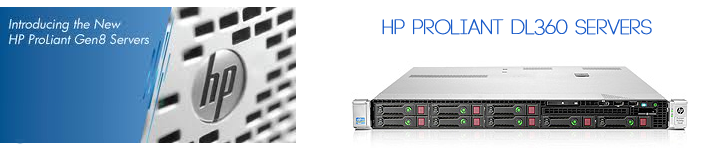 HP Proliant DL Servers