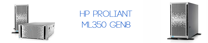 HP ProLiant ML350 Servers