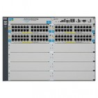 HP E5412-92G-POE+/4G-SFP V2 ZL SWITCH WITH PREMIUM SOFTWARE