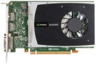 HP NVIDIA Quadro 2000 1.0GB Graphics Card